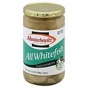 Manischewitz All Whitefish in Jelled Broth
