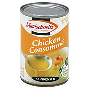 Manischewitz Clear Condensed Chicken Soup
