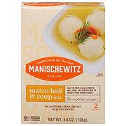 Manischewitz Matzo Ball and Soup Mix