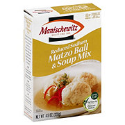 Manischewitz Matzo Ball and Soup Mix