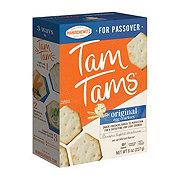 Manischewitz Original Tam Tam Crackers