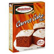 Manischewitz Passover Carrot Cake Mix
