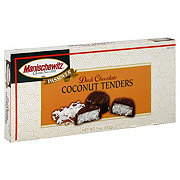 Manischewitz Passover Dark Chocolate Coconut Tenders