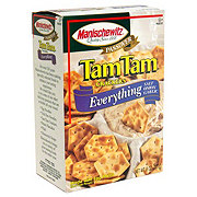 Manischewitz Passover Everything Tam Tam Crackers