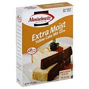 Manischewitz Passover Extra Moist Yellow Cake Mix With Frosting