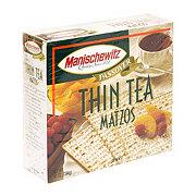 Manischewitz Passover Thin Tea Matzo