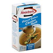 Manischewitz Reduced Sodium Chicken Broth