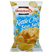 Manischewitz Sea Salt Kettle Chips