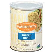 Manischewitz Unsalted Matzo Meal