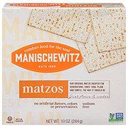 Manischewitz Unsalted Matzos