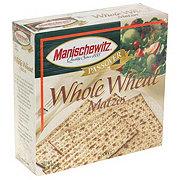 Manischewitz Whole Wheat Matzo