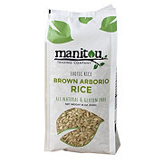 Manitou Trading Company Exotic Rice Brown Arborio Rice