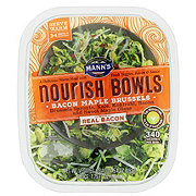 Mann's Nourish Bowl Bacon Maple Brussels