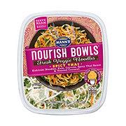 Mann's Nourish Bowls Spicy Thai Veggie