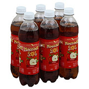 Manzanita Sol Apple Flavored Soda