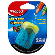 Maped Color'Peps Colored Pencil 2 Hole Pencil Sharpener
