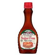 Maple Grove Farms Farms Of Vermont Cozy Cottage Sugar Free Syrup
