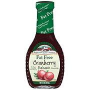 Maple Grove Farms Farms of Vermont Fat Free Cranberry Balsamic Vinaigrette Dressing