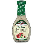 Maple Grove Farms Farms of Vermont Fat Free Poppy Seed Dressing
