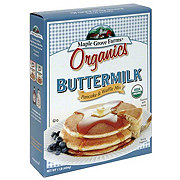 Maple Grove Farms Farms Of Vermont Organic Buttermilk Pancake & Waffle Mix