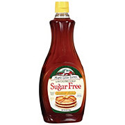 Maple Grove Farms Farms Of Vermont Sugar Free Butter Flavor Syrup