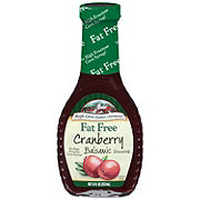 Maple Grove Farms of Vermont Fat Free Cranberry Balsamic Dressing