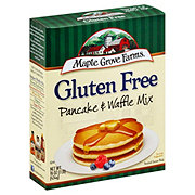 Maple Grove Farms of Vermont Gluten Free Pancake & Waffle Mix