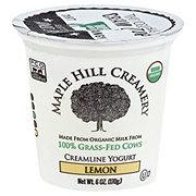 Maple Hill Creamery Grassfed Lemon Yogurt