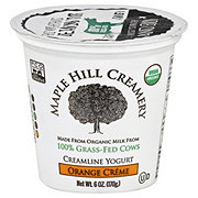 Maple Hill Creamery Grassfed Orange Yogurt