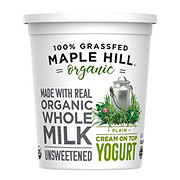Maple Hill Creamery Grassfed Plain Yogurt