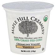 Maple Hill Creamery Grassfed Vanilla Yogurt
