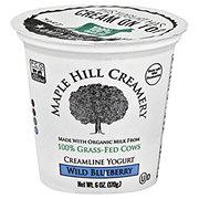 Maple Hill Creamery Grassfed Wild Blueberry Yogurt