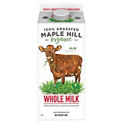 Maple Hill Creamery Maple Hill Creamery Organic 100% Grassfed Whole Milk