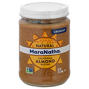 MaraNatha All Natural No Stir Crunchy Almond Butter