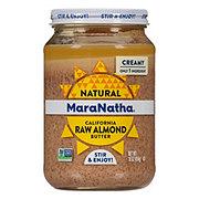 MaraNatha All Natural Raw Creamy Almond Butter
