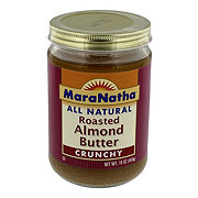 MaraNatha Crunchy Roasted Almond Butter