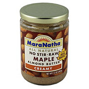 MaraNatha Maple Almond Butter Creamy