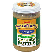 MaraNatha Natural Creamy & Roasted Cashew Butter