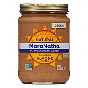 MaraNatha No Salt No Sugar Almond Butter Creamy