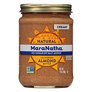 MaraNatha No Salt No Sugar Creamy Almond Butter