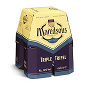 Maredsous Tripel Beer 11.2 oz Bottles