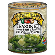 Margaret Holmes Cut Green Beans with Potatoes & Onions
