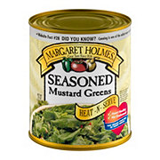 Margaret Holmes Seasoned Mustard Greens