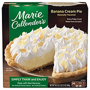Marie Callender's Banana Cream Pie