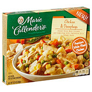 Marie Callender's Chicken and Dumplings