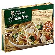 Marie Callender's Chicken & Shrimp, Creamy, in a Parmesan Alfredo Sauce