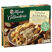 Marie Callender's Country Fried Beef Steak and Gravy