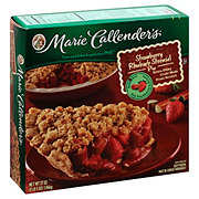 Marie Callender's Strawberry Rhubarb Streusel Pie