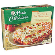Marie Callender's Three Meat And Four Cheese Lasagna