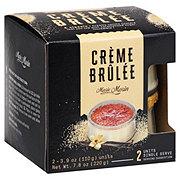 Marie Morin Creme Brulee Fresh Desserts